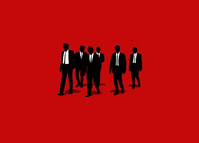 Reservoir Dogs, simple background - desktop wallpaper