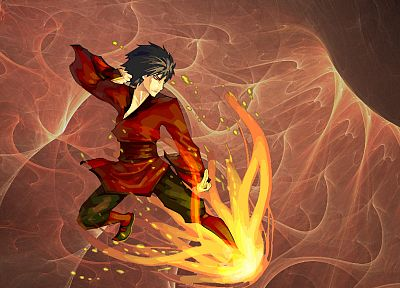 cartoons, Avatar: The Last Airbender, Zuko - desktop wallpaper
