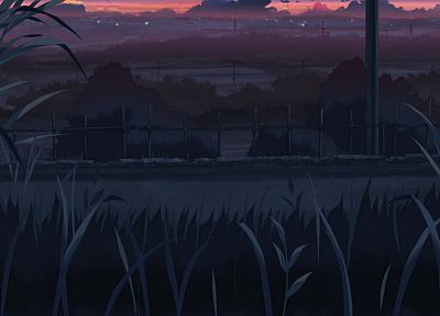 Makoto Shinkai, 5 Centimeters Per Second - related desktop wallpaper