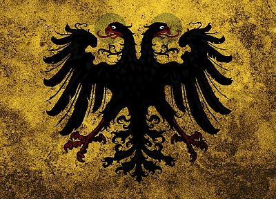 grunge, Austria, eagles, flags, two headed eagles, Holy Roman Empire, Russians - random desktop wallpaper