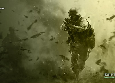 video games, war, Call of Duty - random desktop wallpaper