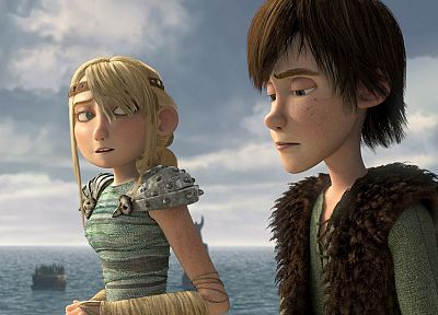 How to Train Your Dragon, Hiccup, astrid - related desktop wallpaper