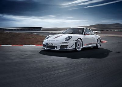 Porsche, cars, Porsche 911 GT3 RS 4.0, Porsche limited edition - random desktop wallpaper