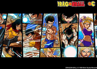 cartoons, Dragon Ball Kai, anime, ganassa, manga, Dragon Ball, fan art, Dragonball - related desktop wallpaper