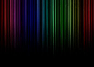 multicolor, rainbows - desktop wallpaper