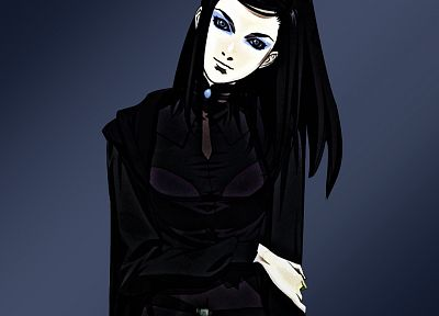 brunettes, Ergo Proxy, Re-l Mayer - related desktop wallpaper