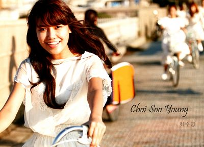 women, Girls Generation SNSD, celebrity, Choi Sooyoung, bangs - related desktop wallpaper