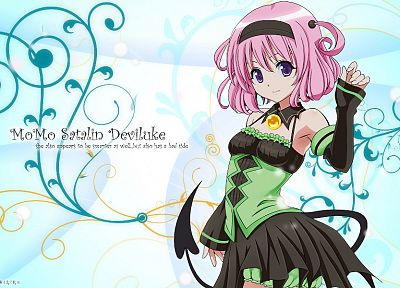 To Love Ru, Momo Velia Deviluke - popular desktop wallpaper