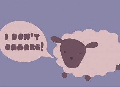sheep - random desktop wallpaper