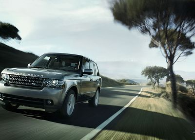 sand, cars, Land Rover, Range Rover - random desktop wallpaper
