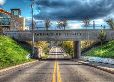 architecture, bridges, urban, roads, HDR photography - related desktop wallpaper
