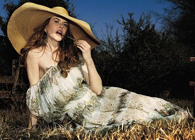 Nicole Kidman, hats - duplicate desktop wallpaper