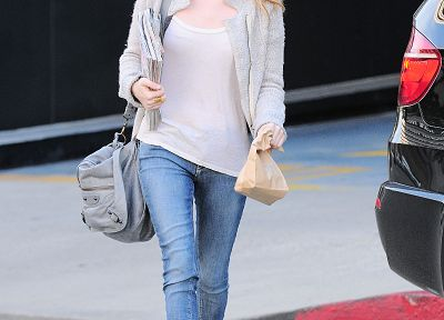 jeans, sunglasses, Emma Roberts - related desktop wallpaper