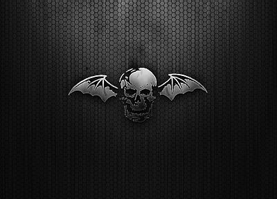 minimalistic, Avenged Sevenfold - related desktop wallpaper