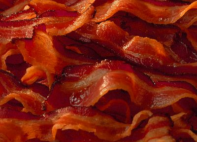 food, bacon - random desktop wallpaper