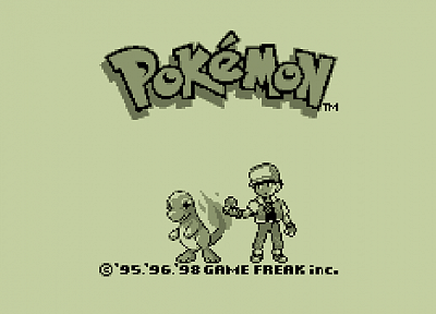 Pokemon, red - desktop wallpaper