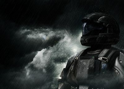 Halo, Halo ODST - related desktop wallpaper