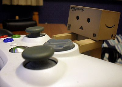 Danboard, controllers, Xbox 360 - related desktop wallpaper