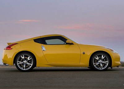 cars, Nissan 370Z - random desktop wallpaper