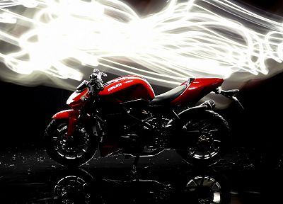 abstract, Ducati, vehicles, motorbikes - random desktop wallpaper