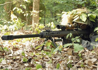 rifles, soldiers, guns, army, military, snipers, weapons, Barrett M107, barrett M82A1 - related desktop wallpaper