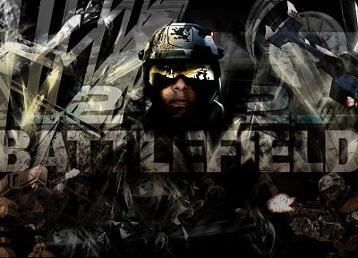 Battlefield 2142 - random desktop wallpaper