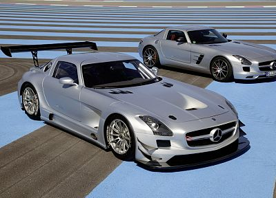 cars, Mercedes-Benz SLS AMG, Mercedes-Benz - random desktop wallpaper