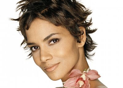 women, black people, Halle Berry - random desktop wallpaper
