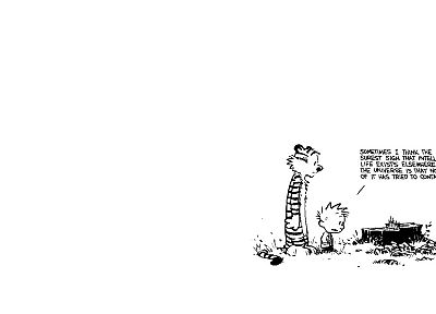 Calvin, Hobbes, Calvin and Hobbes - related desktop wallpaper