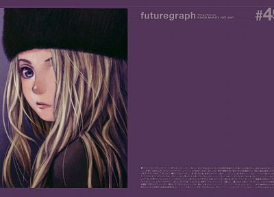 Range Murata, Futuregraph - desktop wallpaper