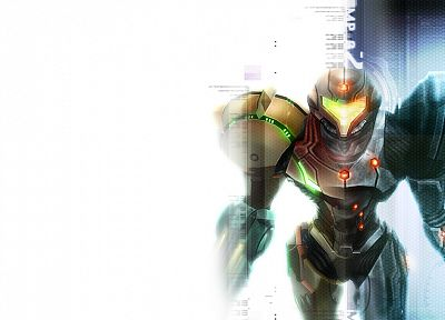 Metroid, Samus Aran, Metroid Prime, varia - desktop wallpaper