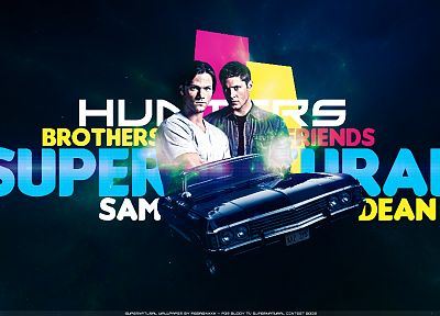 Supernatural - random desktop wallpaper