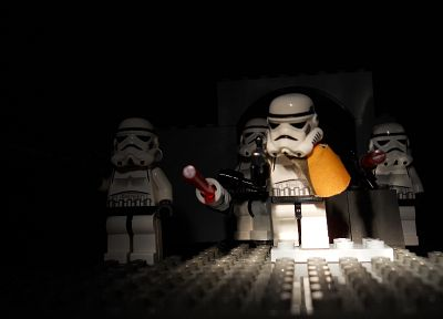 Star Wars, Legos - related desktop wallpaper