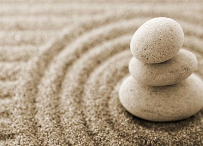 stones, zen, pebbles - related desktop wallpaper