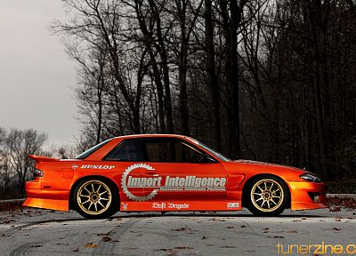 cars, Nissan, vehicles, Nissan Silvia, Nissan Silvia S13 - related desktop wallpaper