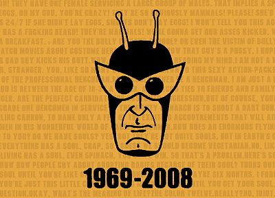 yellow, costume, The Venture Bros., Henchman 24 - random desktop wallpaper