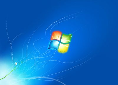 Windows 7, Microsoft Windows, logos - related desktop wallpaper