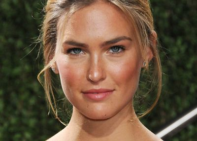 blondes, women, Bar Refaeli, faces - related desktop wallpaper