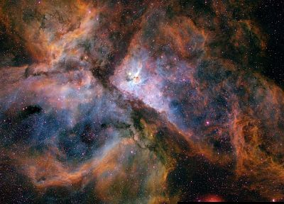 clouds, outer space, nebulae, gas - desktop wallpaper
