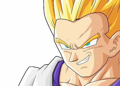 Vegeta, anime, Dragon Ball Z - desktop wallpaper