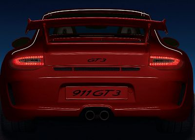 Porsche, cars, Porsche 911 GT3 - random desktop wallpaper