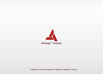 Assassins Creed, Abstergo Industries - desktop wallpaper