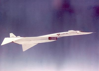 aircraft, military, bomber, XB-70 Valkyrie - desktop wallpaper