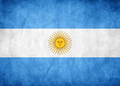 grunge, Argentina, flags - random desktop wallpaper
