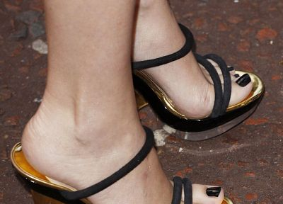 feet, Kylie Minogue, high heels - related desktop wallpaper