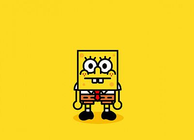 cartoons, SpongeBob SquarePants - desktop wallpaper