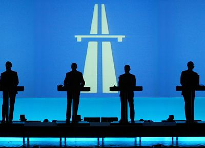 Kraftwerk - random desktop wallpaper
