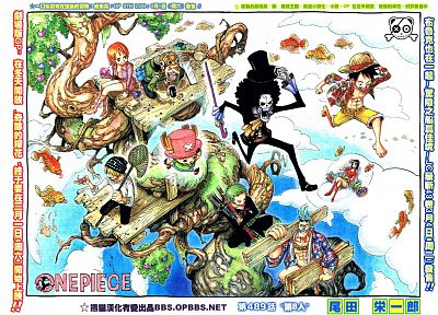 One Piece (anime) - random desktop wallpaper