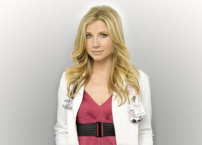 women, Scrubs, Sarah Chalke, Elliot Reed - related desktop wallpaper