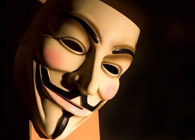 Anonymous, masks, Guy Fawkes, V for Vendetta - related desktop wallpaper